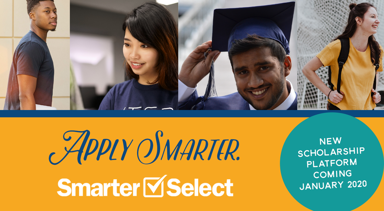 Apply for Scholarships with SmarterSelect