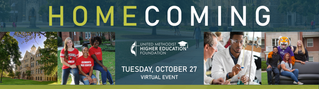 UMHEF Homecoming Virtual Event: October 27