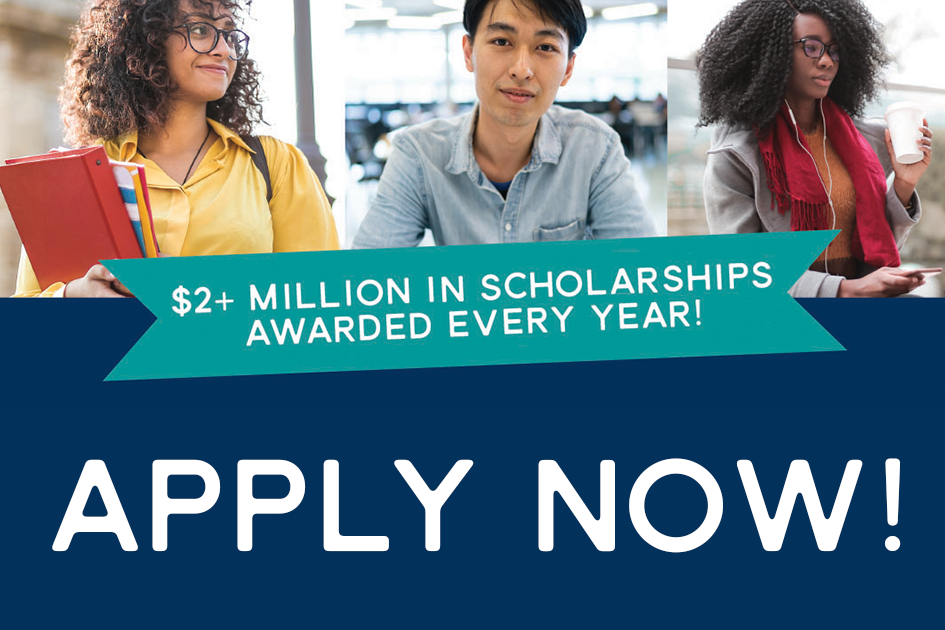 Apply Now for UMHEF Scholarships